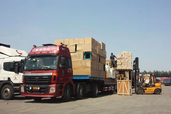绥化海伦市至海口家具运输欢迎来电