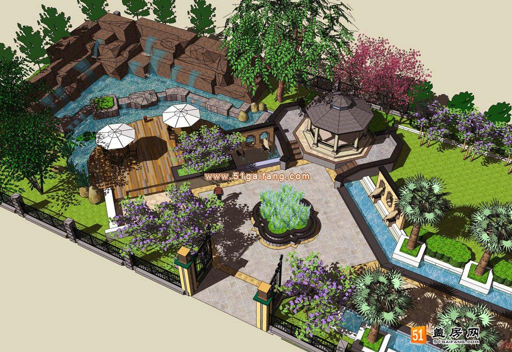 深圳园林绿化设计施工